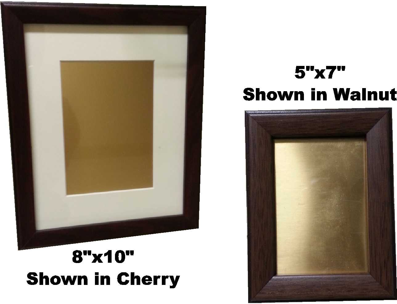 Wooden Picture Frame Urn $168-$317.60